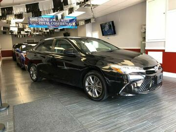 Cars for Sale: 2017 Toyota Camry SE