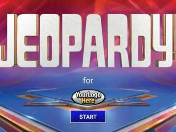 Custom Package: Virtual Jeopardy Team Building Game Show Experience