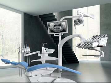 Nieuwe apparatuur: Stern Weber dental units bij Arseus Dental