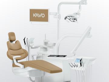 Nieuwe apparatuur: Kavo dental units bij Dental Bauer