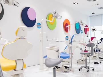 Nieuwe apparatuur: Ultradent dental units bij Dental Bauer