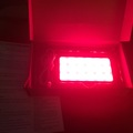 Liquidation/Wholesale Lot: Infrared Heating Lamp Red Light Therapy Portable Rechargeable New