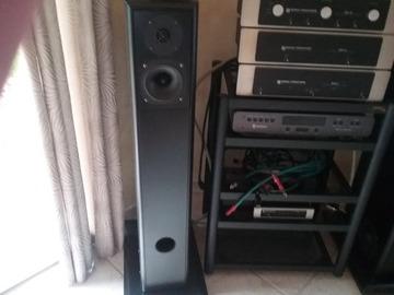 Vente: Enceintes Audio Physic Avant