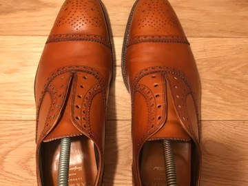 Online payment: Oxfords Carmina taille 5 1/2