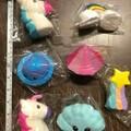 Buy Now: Squishy Squishies Unicorn Series Assortment Lot of 21 Cute