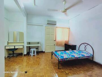 For rent: FULLY FURNISHED ROOM FOR RENT AT SS2, PJ