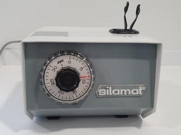 Gebruikte apparatuur: Silamat capsulemixer