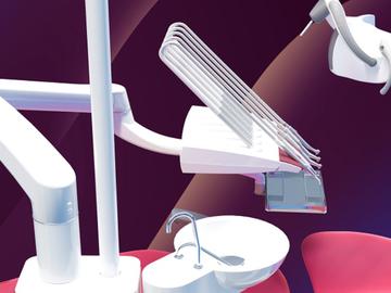 Nieuwe apparatuur: Gallant dental units bij BCO Dental