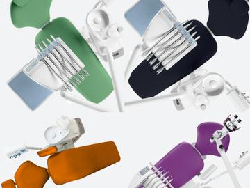 Nieuwe apparatuur: OMS dental units bij Dental Partners Rotterdam