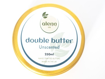 For Sale: Alenn UK Double Butter Unscented 250ml