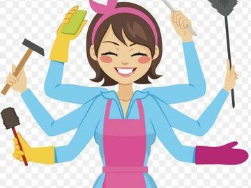 Proposition emploi: Femme de ménage