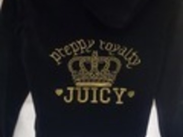 For Sale: JUICEY COUTURE :  Hooded Jumper