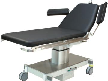 Nieuwe apparatuur: Akrus behandel stoelen bij Alldent