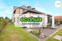 .: Ecohuis | Houtskeletbouw sinds 2000