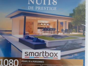 """Vente: Smartbox """"Mille et une nuits de prestige"""" (279,90€)"""