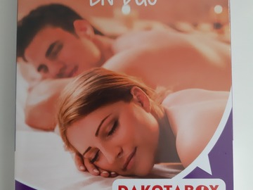 "Vente: Dakotabox ""Bien-être en duo"" (49,90€)"