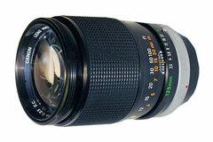 Vermieten: Canon FD 135mm f/2,8 SSC (inkl. FD-E Adapter)