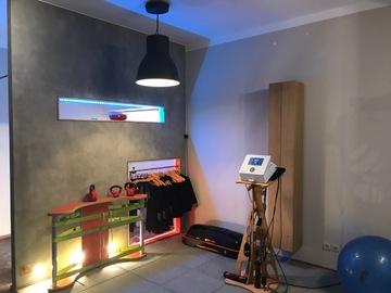 Vermiete Gym pro H: Microstudio für EMS und PT
