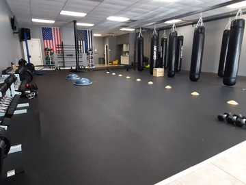 List a Space: Small Gym for Group Fitness/PT