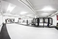Vermiete Gym pro H: Gym Vermietung /Mattenfläche/Box Ring/MMA Octagon u. Fitness Bere