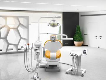 Nieuwe apparatuur: Ancar dental units bij Zeelte Dental Equipment