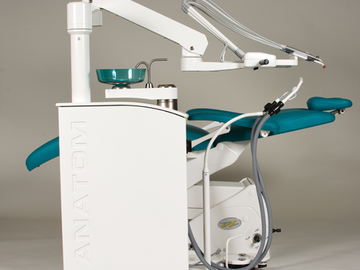 Nieuwe apparatuur:  Anatom dental units bij Zeelte Dental Equipment