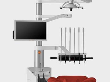 Nieuwe apparatuur: XO dental units bij H & E Dentaal Buro