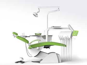 Nieuwe apparatuur: Ritter dental units bij Cerato