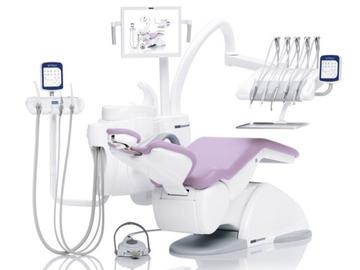 Nieuwe apparatuur: Vitali dental units bij Conoor