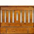 For Sale: FELTON Solid Wood Headboard Queen/King Size