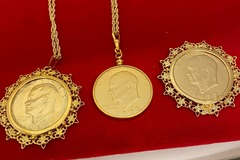 Buy Now: 6 pcs-- Eisenhower Liberty Dollar Necklaces- $8.00 each