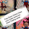 "Workshop Angebot (Termine): Free Zoom Online Class ""Halloween"