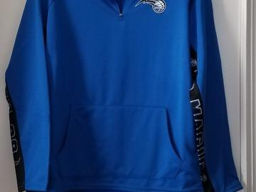 Buy Now: 9 NBA Orlando Magic Womens 1/4 Zip Pullovers