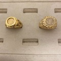 Buy Now: 9 pcs-- Coin Rings-- 2 styles-- $6.00 each