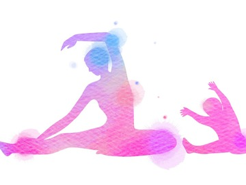 Online Payment - Group Session - Pay per Session: Yoga / Dance Hybrid Class for Kids!