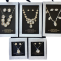 Buy Now: 15 sets Boxed Austrian Crystal Necklaces & Earring Sets