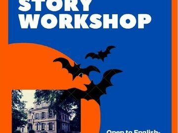 Actualité: Writing workshop for 5+ year olds - Thu 22- Fri 23 October