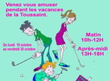 News: Stages de golf pendant les vacances scolaires