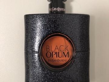 Venta: Perfume Black Opium de Yves Saint Laurent  SIN ESTRENAR  90 ml