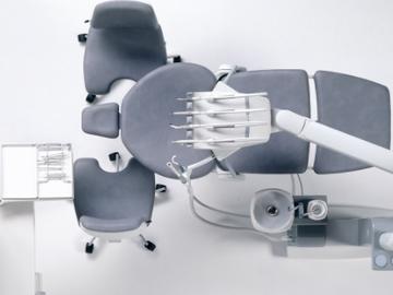 Nieuwe apparatuur: XO dental units bij Arseus Dental