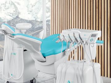 Nieuwe apparatuur: BPR Swiss dental units bij Arseus Dental