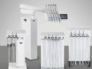 Nieuwe apparatuur: DSA dental units bij Dental International