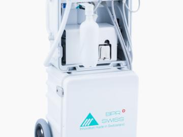 Nieuwe apparatuur: BPR Swiss dental units bij Dentalair