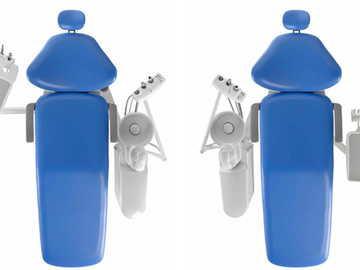 Nieuwe apparatuur: Takara Belmont dental units bij Larix Dental