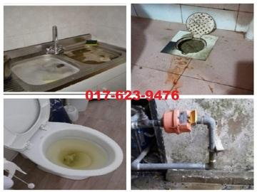 Services: tukang paip tersumbat dan bocor 0176239476 azlan taman melati