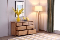 For Sale: SOUTHLAND Large 7 Drawer Dressing Table