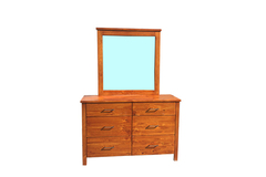 For Sale: TINA Solid Wood Dressing Table*Honey Colour