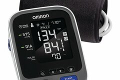 SALE: Omron 10 Series Automatic Blood Pressure Digital Monitor