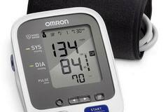 SALE: Omron 7 Series Wireless Upper Arm Blood Pressure Monitor Bluetoot