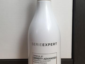 Venta: Champú OMEGA 6 Density Advanced Loreal (500 ml)